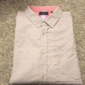 New 7 Diamonds size XL short sleeves shirt